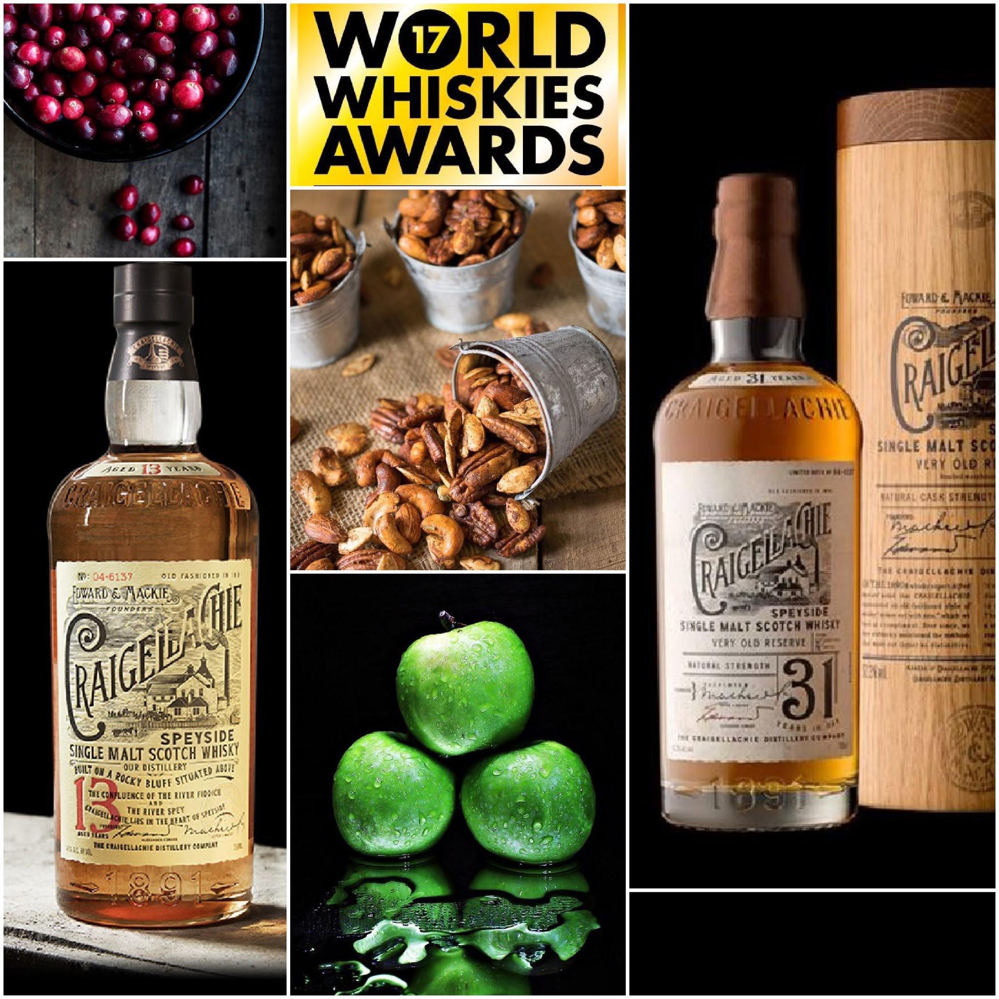 Nagrody World Whiskies Awards przyznane, jednak szanse na degustację zwycięzców niewielkie