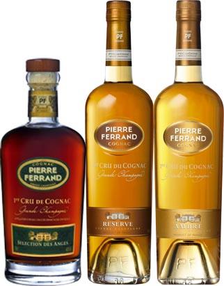 Degustacja koniaku- Pierre Ferrand
