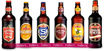 Angielski smak FULLER'S!