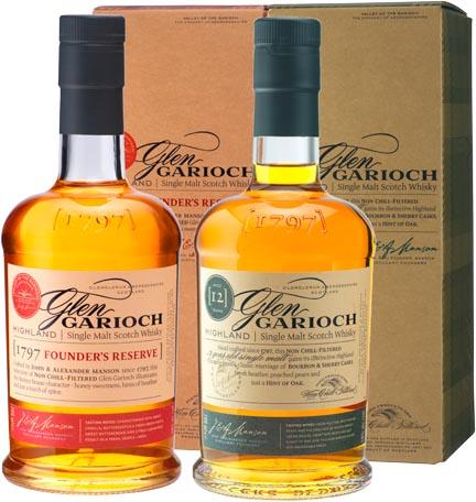 Degustacja Whisky Glen garioch