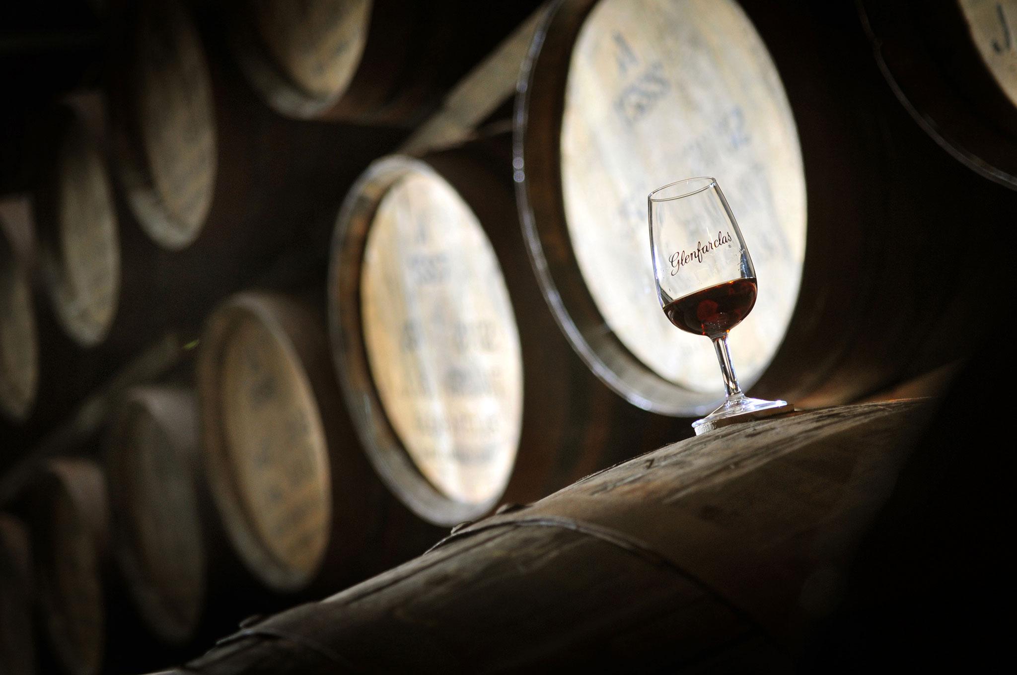 Sherry i jej wpływ na whisky ! Część 1