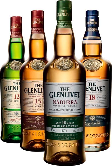 Degustacja The Glenlivet - Dar życia