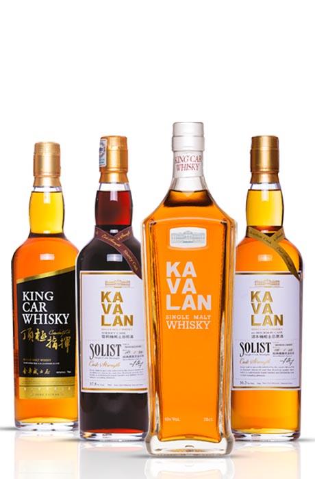 Wieczór z Whisky - Kavalan!