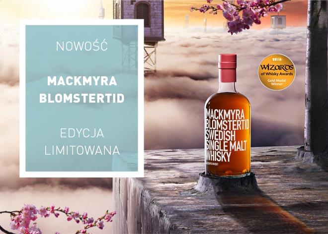 Mackmyra Blomstertid - już w sprzedaży!