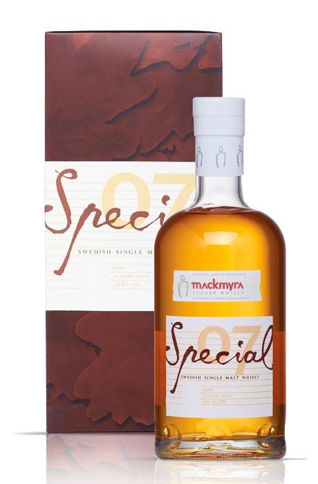 Szwedzka whisky - Mackmyra!