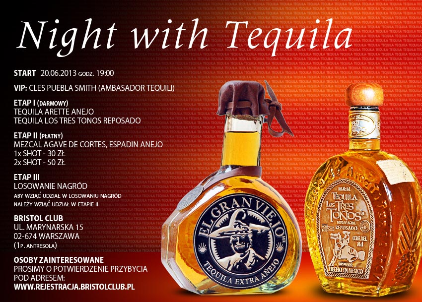 Night with Tequila