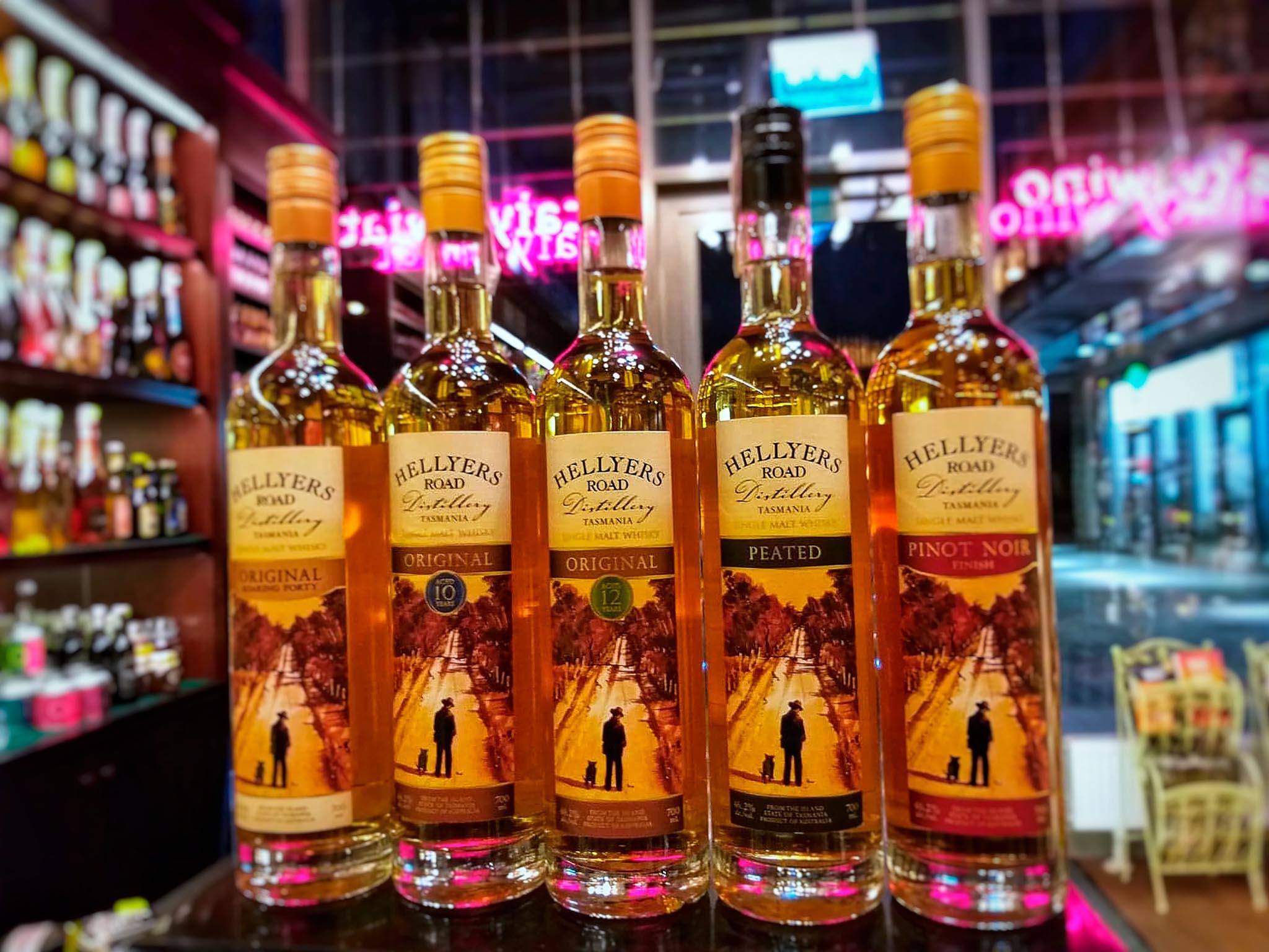 Australian whisky i jej specyfika...