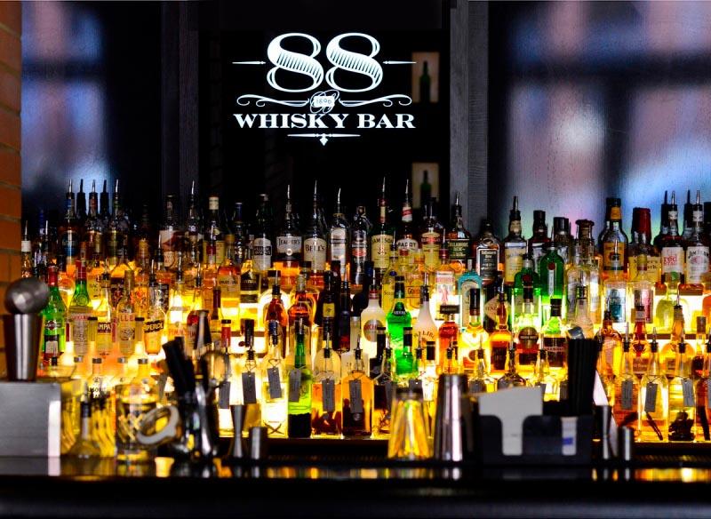 Degustacja Kavalan w Whisky Bar 88