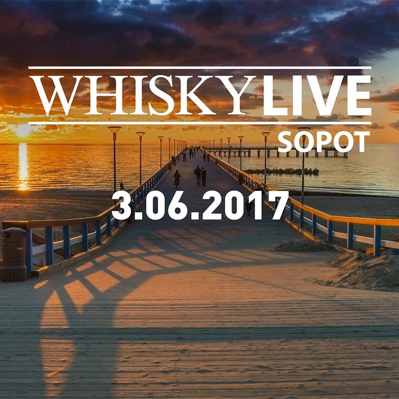 Whisky Live Warsaw rusza w Polskę!