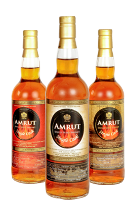 -23% - Amrut Single Cask