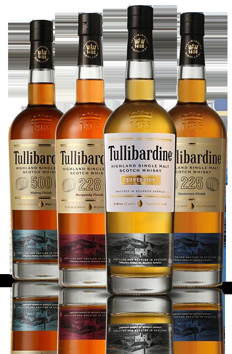 Tylko w sierpniu -23% na whisky Tullibardine